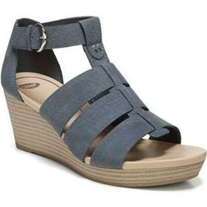 NWT Dr.Scholl's Esque 10 Wedge Sandal Firm Price